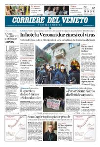 Corriere del Veneto Venezia e Mestre – 01 febbraio 2020
