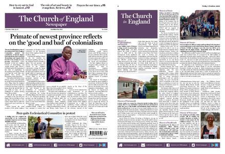 The Church of England – September 30, 2021