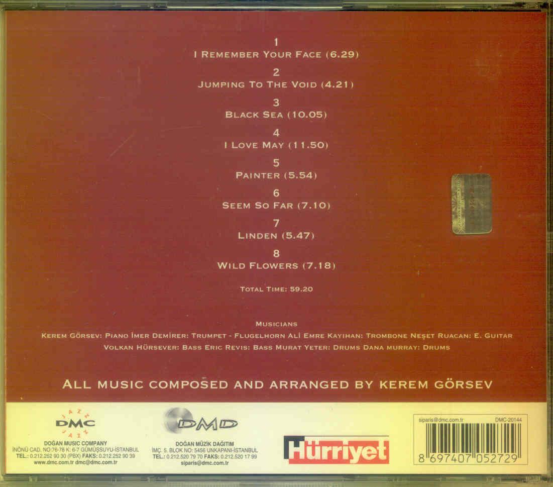Kerem Görsev - I Love May (2005)