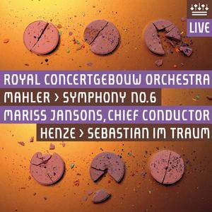Mariss Jansons, Royal Concertgebouw Orchestra - Mahler: Symphony No. 6 + Henze: Sebastian im Traum (2006) MCH SACD ISO + FLAC
