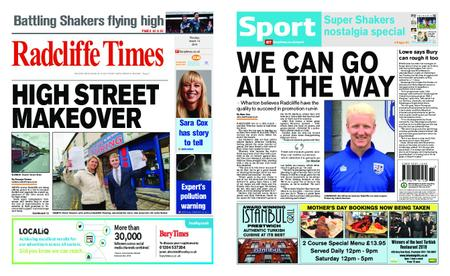 Radcliffe Times – March 14, 2019