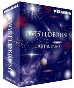 Pixarra TwistedBrush ver. 12.3