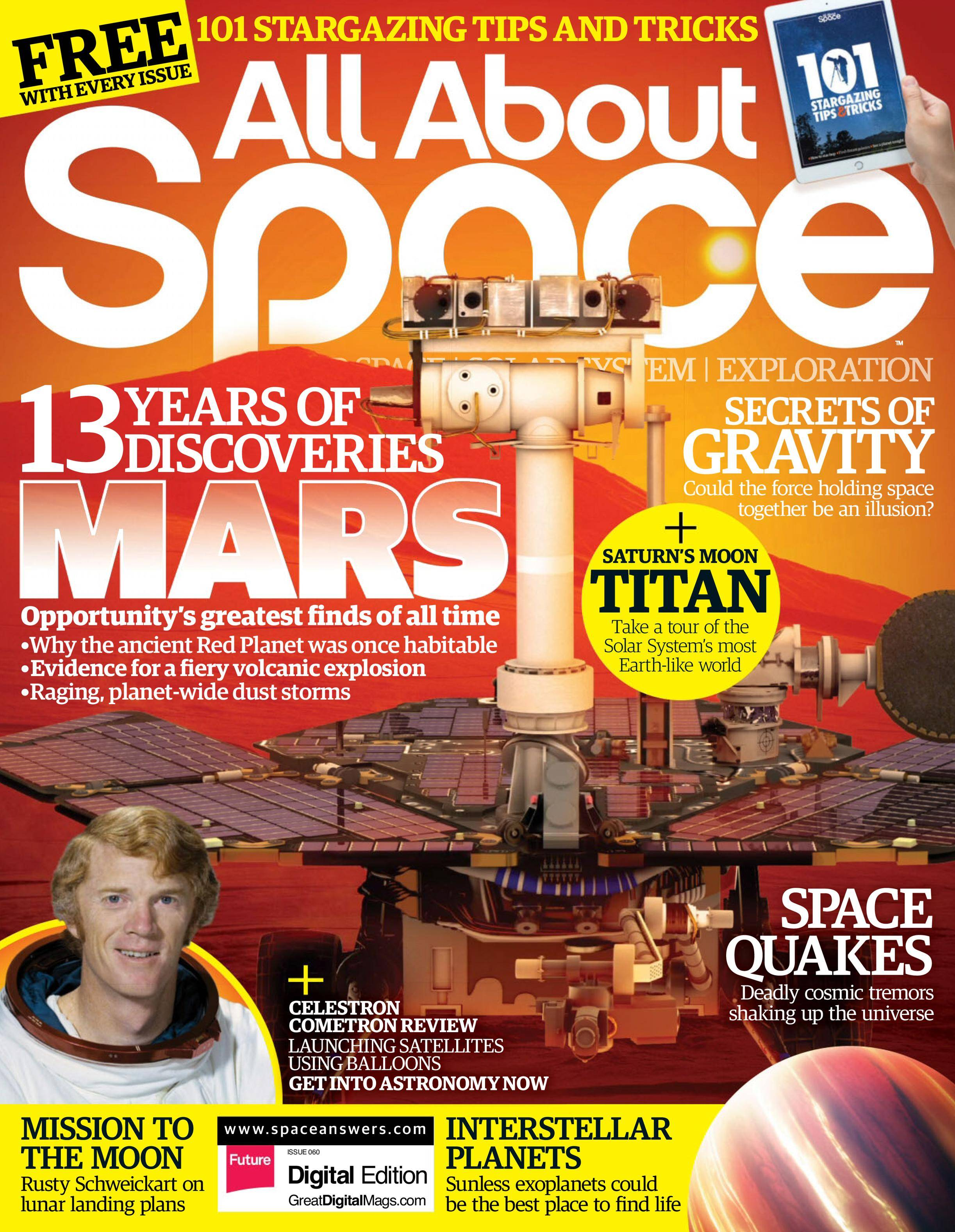 All About Space - March 2017