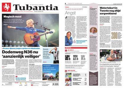 Tubantia - Enschede – 03 september 2018