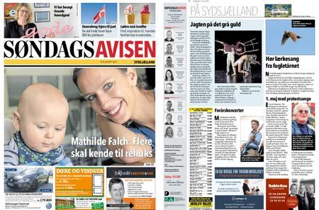Søndagsavisen Sydsjælland – 25. april 2019