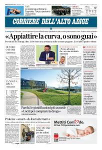Corriere dell'Alto Adige – 20 marzo 2020