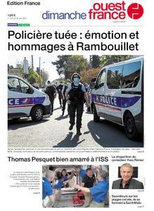 Ouest-France Édition France – 25 avril 2021