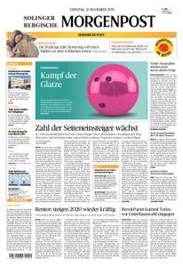 Solinger Morgenpost – 12. November 2019