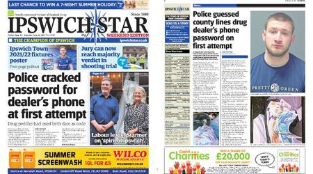 Ipswich Star – June 25, 2021