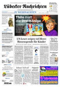 Lübecker Nachrichten Ostholstein Süd - 24. Dezember 2017
