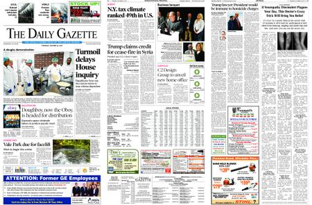 The Daily Gazette – October 24, 2019