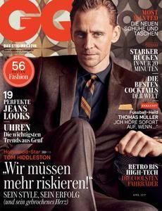 GQ Germany - April 2017