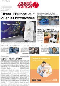 Ouest-France Édition France – 03 décembre 2019