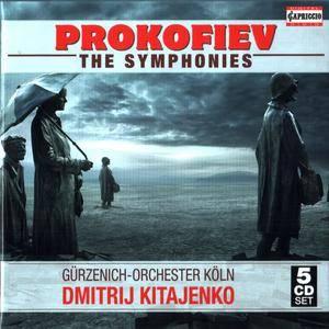 Gurzenich-Orchester Koln, Dmitrij Kitajenko - Sergey Prokofiev: The Symphonies (2008) 5CD Box Set, Reissue 2015
