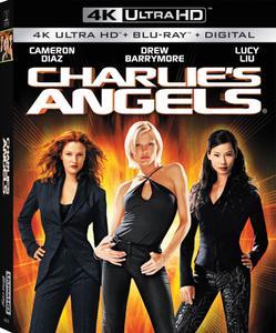 Charlie's Angels (2000) [4K, Ultra HD]