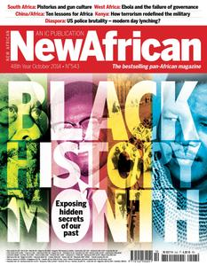 New African - October 2014