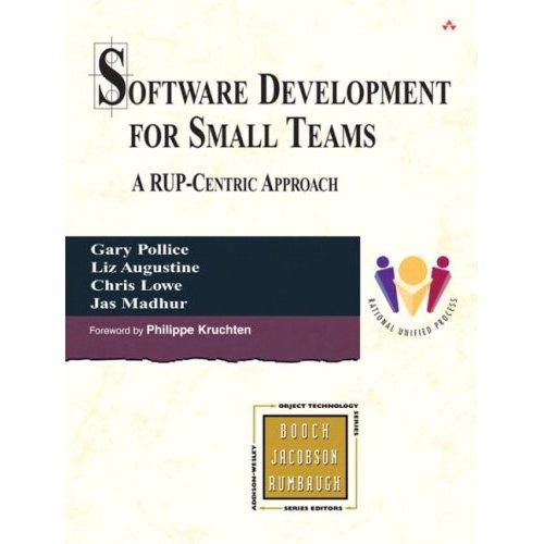 Software Development for Small Teams (Repost)