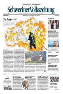 Schweriner Volkszeitung Hagenower Kreisblatt - 05. Juli 2018