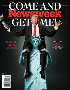 Newsweek USA - October 11, 2019