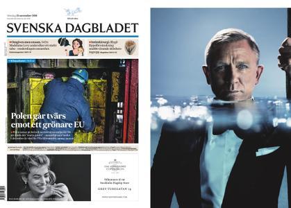 Svenska Dagbladet – 25 november 2018