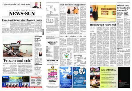 Lake County News-Sun – December 14, 2018