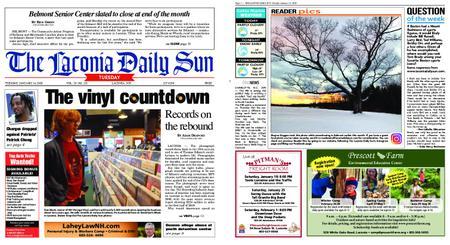 The Laconia Daily Sun – January 14, 2020