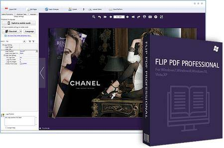 Flip PDF Professional 2.4.9.28 Multilingual + Portable