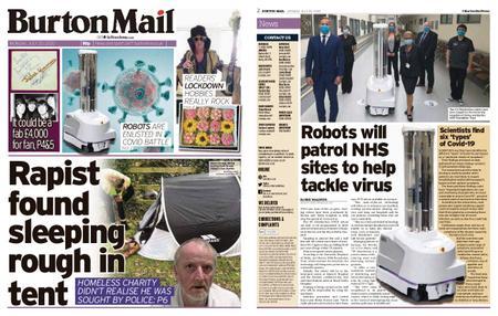 Burton Mail – July 20, 2020