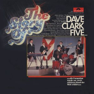 The Dave Clark Five - The Story Of Dave Clark Five (1979) Polydor/2664 403 - DE Pressing - 2 LP/FLAC In 24bit/96kHz