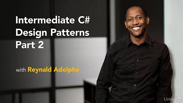 Lynda - Intermediate C# Design Patterns Part 2