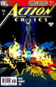 For Whomever - Action Comics 876 cbr