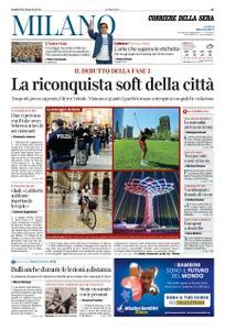 Corriere della Sera Milano – 05 maggio 2020