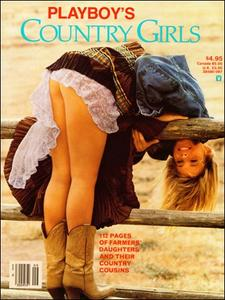 Playboy's Country Girls - September-October 1987