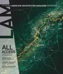 Landscape Architecture Magazine USA - January 2021