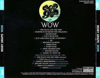 Moby Grape - Wow (1968) Expanded Remastered 2007