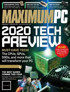 Maximum PC - February 2020