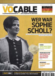 Vocable Allemand - 29 Avril 2021