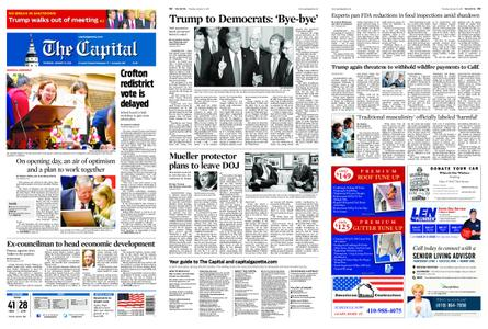 The Capital – January 10, 2019