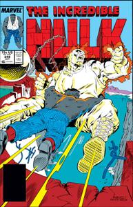 Incredible Hulk 348 1988