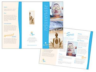 StockLayout Brochure Template