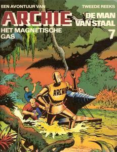 Archie De Man Van Staal - N07 - Het Magnetische Gas