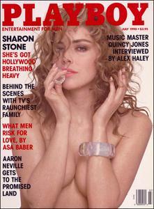 Playboy USA - July 1990