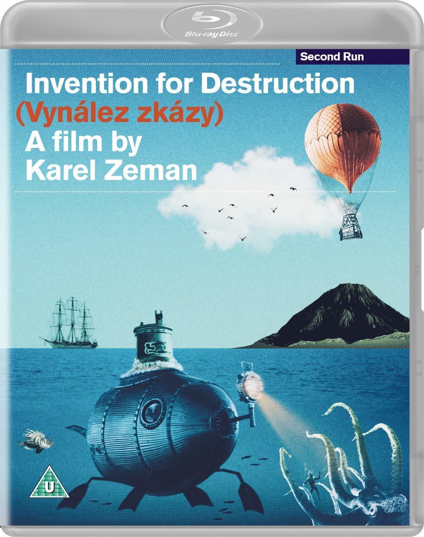 Invention for Destruction (1958) Vynález zkázy [Restored]