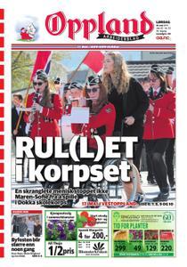 Oppland Arbeiderblad – 18. mai 2019