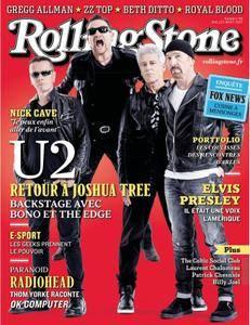 Rolling Stone France - juillet 2017