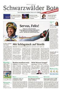 Schwarzwälder Bote Blumberg - 18. März 2019