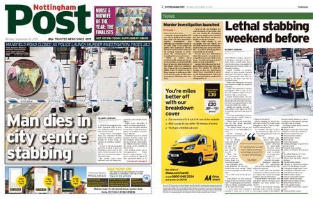 Nottingham Post – September 16, 2019