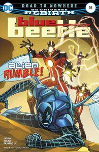 Blue Beetle 015 2018 2 covers Digital Zone-Empire