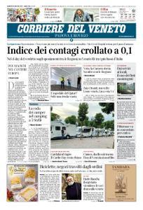 Corriere del Veneto Padova e Rovigo – 29 maggio 2020