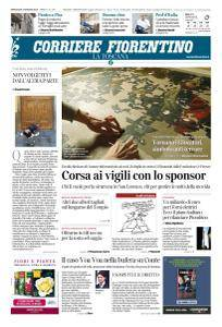Corriere Fiorentino La Toscana - 23 Maggio 2018